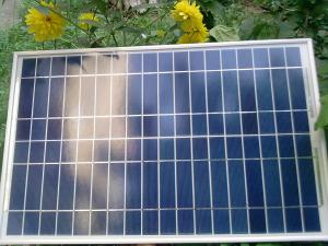 Panou solar 20W poly-cristalin