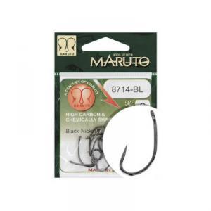 Carlige Maruto 8714-BL, barbless, 10buc