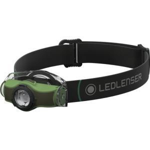 Lanterna Cap MH 4 Green, 200 Lumeni, 1xAA Led Lenser