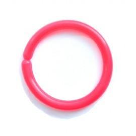 Inel semnalizare fluorescent mic Rosu Arrow