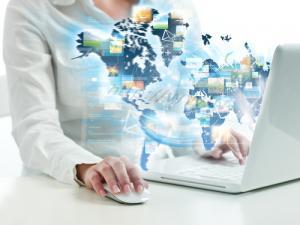 Creare web prezentare companie