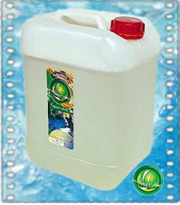 Pompa manuala pentru detergent