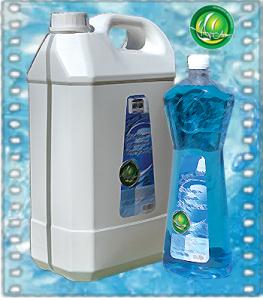 Detergent lichid pentru parbrize