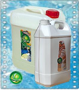 Detergent aluminiu si inox