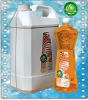 Detergent parfumat pentru mobila parchet  biodegradabil