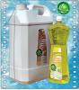 Detergent de vase antibacterian biodegradabil concentrat