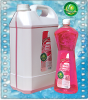 Detergent cu efect igienizant automat