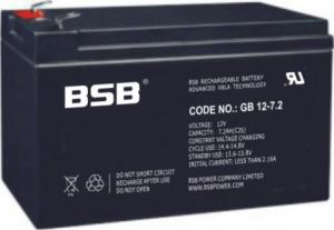 Baterie / acumulator sigilat 12V 7,2Ah VRLA pentru UPS