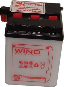 Baterie acumulator moto 6V 4Ah Caranda by FIAMM din gama WIND, 6N4-2A-4