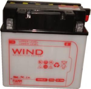 Baterie acumulator moto 12V 19Ah Caranda by FIAMM din gama WIND