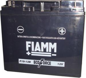 Baterie acumulator moto 12V 19Ah Caranda by FIAMM din gama VRLA, FT19-12B