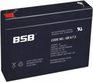 Baterie acumulator sigilat 6V 7,2Ah VRLA pentru UPS, baterii, acumulatori