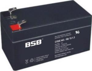 Baterie acumulator sigilat 12V 1,3Ah VRLA pentru UPS, baterii, acumulatori