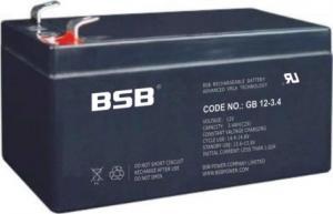 Baterie acumulator sigilat 12V 3,4Ah VRLA pentru UPS, baterii, acumulatori