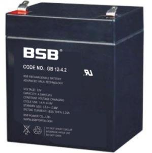Baterie acumulator sigilat 12V 4,2Ah VRLA pentru UPS, baterii, acumulatori