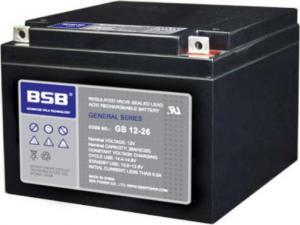 Baterie 12v 26ah