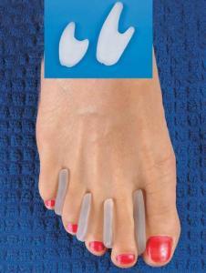 Deget silicon picior