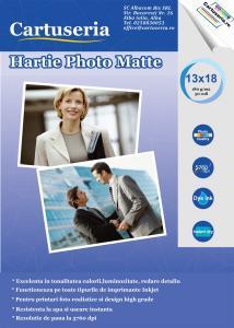 Hartie fotografica 13x18