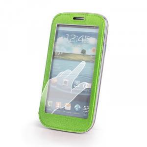 Husa Smart pentru Samsung S7560/S7580 verde
