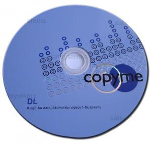Dvd r dual layer