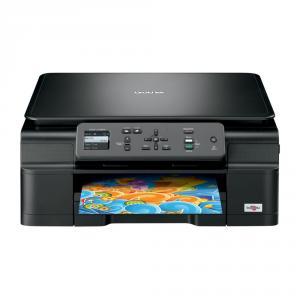 Imprimanta Brother DCP-J152W cu cartuse refilabile