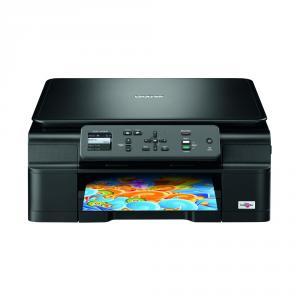 Brother DCP-J152W imprimanta cu sistem CISS