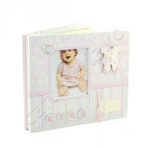 Album foto personalizabil Baby Girl