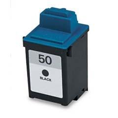 Cartus compatibil 17G0050 Lexmark 50 Black