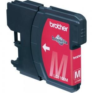 Cartus compatibil Brother LC1100 LC980 LC61 Magenta