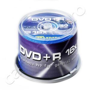 DVD+R 4.7Gb 16x Traxdata