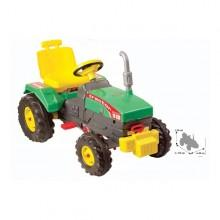 Tractor pedale
