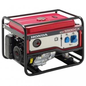 Generator honda em 5500