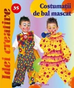Costume de bal mascat