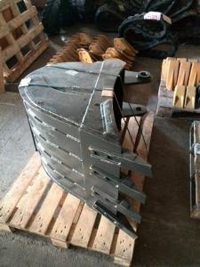Buldoexcavator komatsu wb97