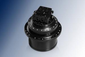Reductor mars miniexcavator Hitachi ZX30U-2