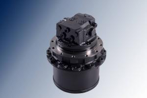 Reductor mars miniexcavator Hitachi EX75 UR5