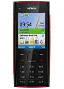 Nokia x2 black red
