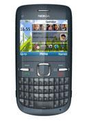 Nokia c3 00 slate grey