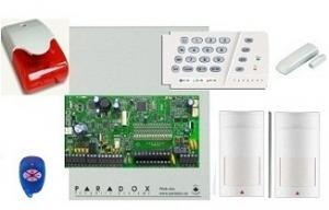 Kit alarma apartament wireless