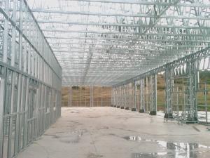 Structura pentru hala metalica