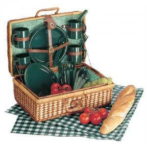 Cadouri Cos cadou de picnic pentru 4 persoane