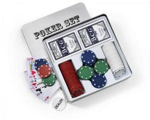Cadouri poker set poker