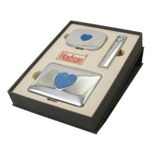Set cadou Hadson Blue Swarovski