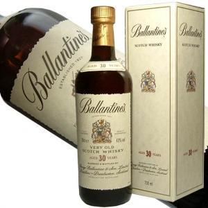 Whisky cadou Ballantines de 30 an