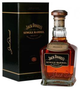 Whisky cadou Jack Daniels Single Barrel cadouri pentru barbati