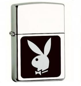 Bricheta Zippo Bunnyhead Black - cadouri online