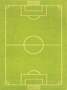 Terenul de fotbal