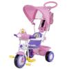 Tricicleta cu geanta chipolino - roz