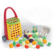 Carucior de jucarie pentru cumparaturi