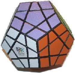 Cub Rubik cu 12 fete